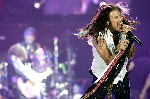Steven Tyler Tickets