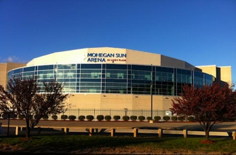Viptix Com Mohegan Sun Arena At Casey Plaza Tickets
